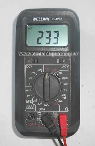 đo AC