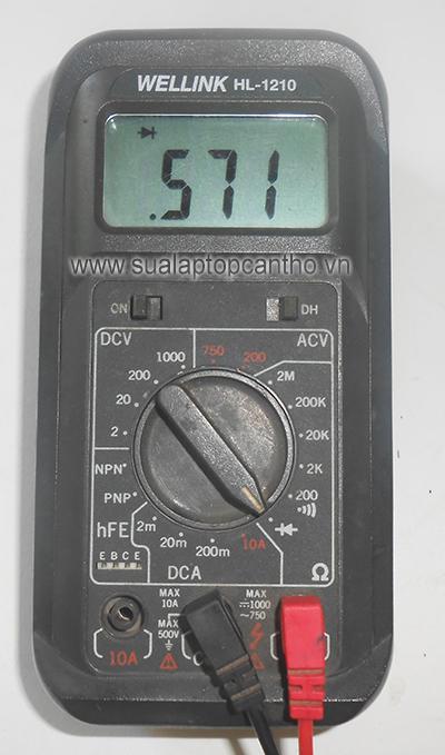 đo diode