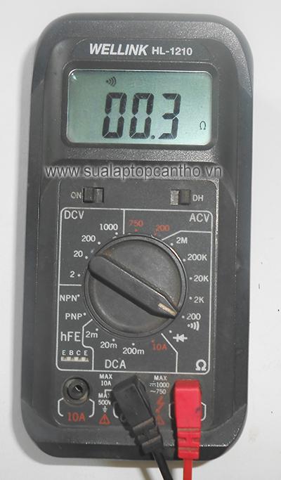 đo thông mạch