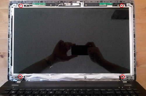 huong dan thay man hinh laptop asus