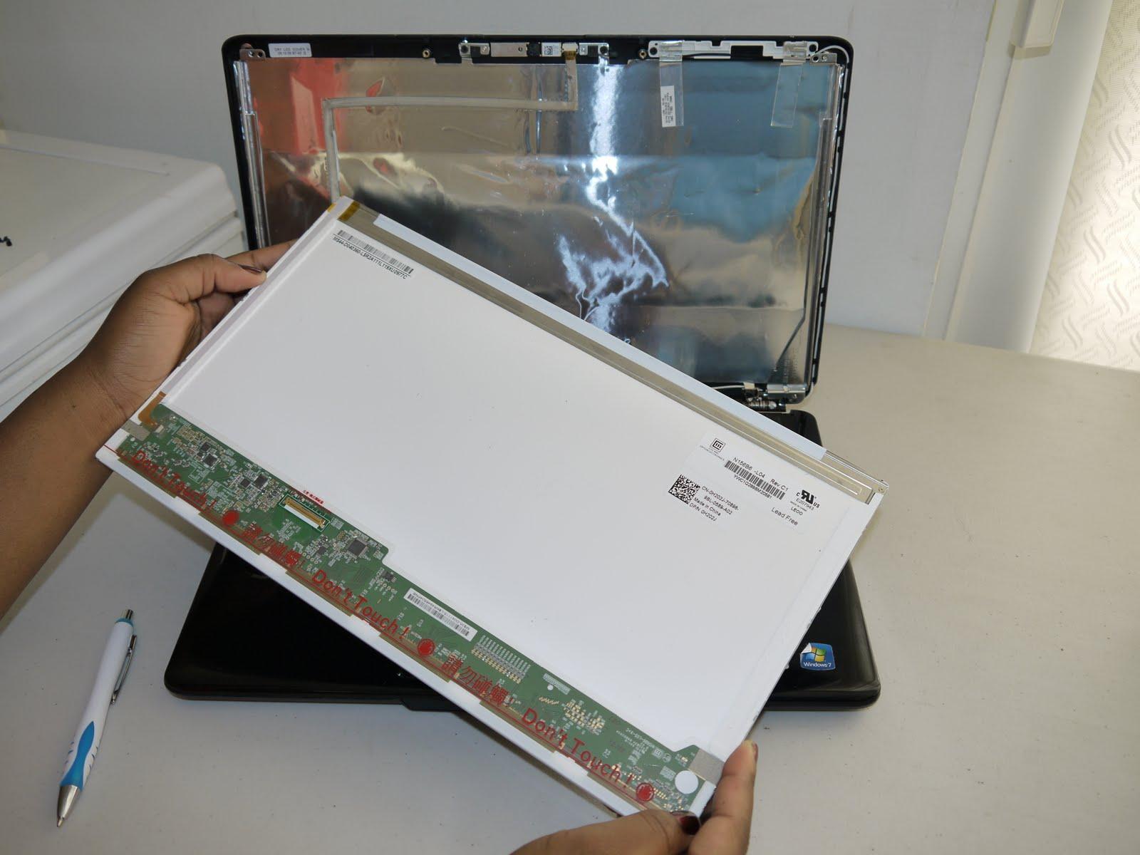 thay màn hình laptop dell giá rẻ