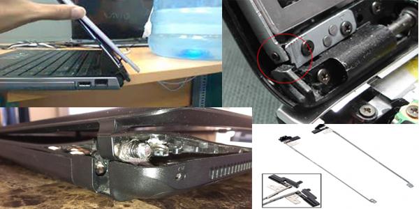 sửa chữa, thay thế bản lề laptop lấy liền Cần Thơ