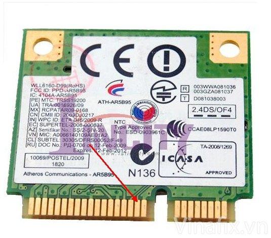 card wifi laptop